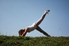 Hallo aus Berlin, unser Sonntagstipp: Yoga im Park Bewegung und Entspannung im…