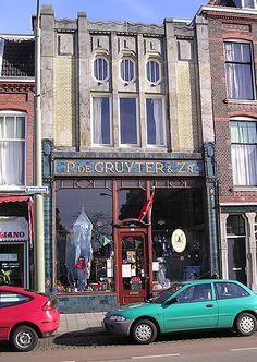 P. de Gruyter & Zn, Beeklaan, Den Haag