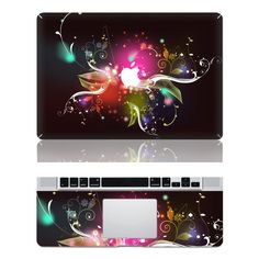 Ambilight -- Mac Protection Decal Macbook Sticker Macbook Decal Apple Decal Vinyl Decal Sticker Skin Cover for MacBook Pro /MacBook Air. $16.99, via Etsy.