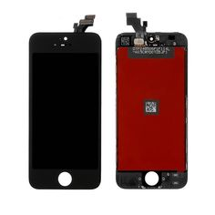 Good Quality For iPhone 5 LCD Screen With Touch Digitizer Display Assembly Replacement Free Ship White Black