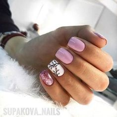 Semi-permanent varnish, false nails, patches: which manicure to choose? - My Nails Love Nails, Fun Nails, Manicure E Pedicure, Pedicure Ideas, Pedicure Summer, Nail Summer, Glitter Manicure, Super Nails, Nagel Gel