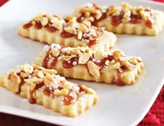 Bake and share: Salted Caramel And Cashew Cookies #LoveSobeys