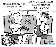 Court Toon: Hockey Is Back!!!  http://news.thelaw.tv/2013/01/08/court-toon-hockey-is-back/