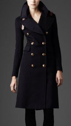 Burberry trench coat - this is the perfect trench, want want want