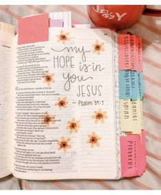 taste and see that the lord is good { psalm } ; during church this morning I was thinking of some new verses to do some bible… Bible Drawing, Bible Doodling, You Are My Superhero, Cute Bibles, Bibel Journal, Bible Verses Quotes, Scriptures, Motivational Bible Verses, Bible Notes
