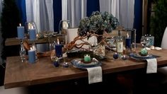 PartyLite Dinner Party
