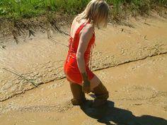 10+ Best quicksand mud images | quicksand, mud, mudding girls
