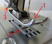 Sewing Machine tutorial