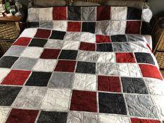 Afghan Blanket, Afghans, Blankets, Quilts, Bed, Home, Stream Bed, Crochet Blankets, Quilt Sets