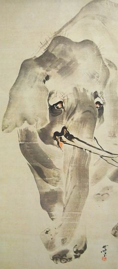 河鍋暁斎 Japanese Ink Painting, Chinese Painting, Chinese Art, Hokusai, Japan Picture, Korean Art, Museum Exhibition, Japanese Prints, Japan Art