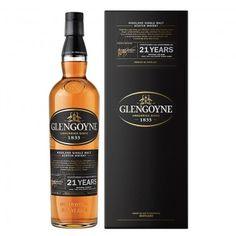 GLENGOYNE 21 ANS 70 CL 43'