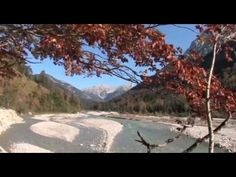 12 hrs. Soft Music - Fall Scenes - Relaxation Meditation Study Reading -...