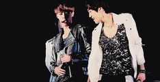EXO | SEHUN AND KAI. Cute maknaes ❤️ DO is just there like Dafuq, Sehun you dying tonight.