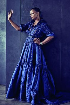 Legendary Beauty: Mounia Orosemane for Alexis Mabille Couture...