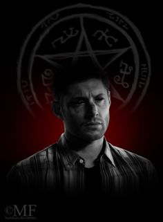 Demon!Dean by hurtdean.deviantart.com on @DeviantArt