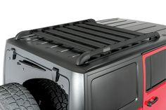 TeraFlex Nebo Roof Rack | Jeep Parts and Accessories | Quadratec