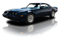 1979 Trans Am-my boyfriend had this car and let me drive it for around 6 mos..I didn't want to give it back :)