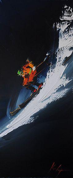 """Kal Gajoum ~  """"Orange Speed"""""""