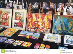 Amsterdam art market - Google Search