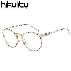 Luxury Sunglass Women Tortoiseshell Eyewear Frames Brand Designer  Eyeglasses Accessories Glasses Clear Ladies Spectacle Frame-in Sunglasses  from Women s ... 51927938a2e12