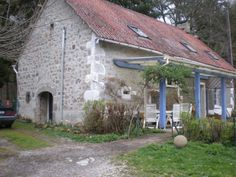 France-Onthemarket – A1015(19) Stone built house + apartement