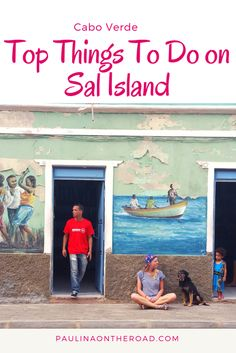 Explore the best beach island: Sal, Cape Verde. Kap Verde Santa Maria, Travel Destinations Beach, Places To Travel, Cape Verde Sal, Stuff To Do, Things To Do, Cap Vert, Beach Adventure, Adventure Travel