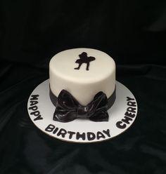 Marilyn Monroe inspired cake