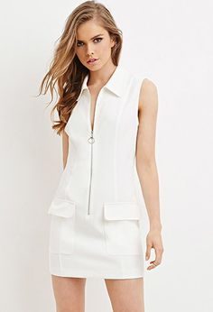 Forever 21 is the authority on fashion & the go-to retailer for the latest trends, styles & the hottest deals. Shop dresses, tops, tees, leggings & more! Simple Dresses, Cute Dresses, Casual Dresses, Short Dresses, Casual Outfits, Fashion Dresses, Summer Dresses, 21 Dresses, Forever 21 Fashion