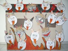 Peklo Advent Calendar, Kindergarten, Holiday Decor, Home Decor, Decoration Home, Room Decor, Kindergartens, Preschool, Pre K