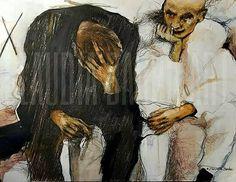 """Confidant"" by Claudia Barbu"