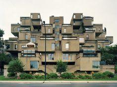 Não só revolucionário em seu tempo, Habitat 67 continuou a influenciar a arquitetura ao longo das décadas.
