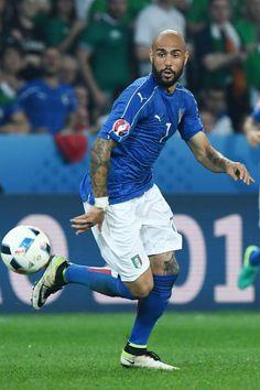 Zaza in azione in Italia-Irlanda [Euro 2016]