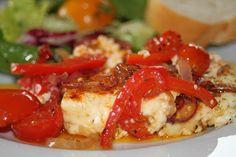 Gebackener Schafskäse, ein schönes Rezept mit Bild aus der Kategorie Vegetarisch. 19 Bewertungen: Ø 4,6. Tags: Backen, Gemüse, Hauptspeise, Käse, Sommer, Vegetarisch