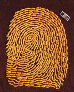Fingerprints by Kevin Van Aelst in art  Category