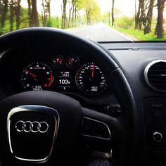 #Audi #Interior
