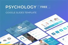 Psychology Free Google Slides Themes Template Free Powerpoint Presentations, Powerpoint Presentation Templates, Free Keynote Template, Photo Report, Psychology, Google, Psicologia