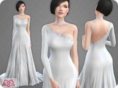 Colores Urbanos' Wedding Dress 10 RECOLOR 2 (Needs mesh)