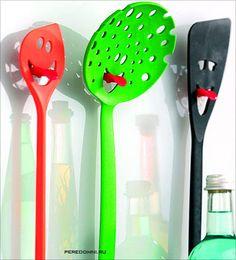 Креативные помощники для кухни