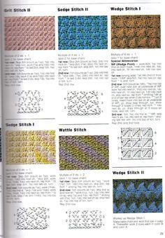 ISSUU - 300 crochet stitches by Emma Alegre