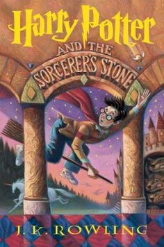 33 best Banned Books Week images on Pinterest   Baby books  Children     Harry Potter and the sorcerer s stone By  Rowling  J   Harry Potter series   Rescued from the outrageous neglect of his aunt and uncle  a young boy with  a