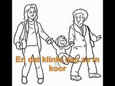 ▶ Opa en Oma Lied (filmpje) - YouTube Family Theme, Grandma And Grandpa, Preschool, Youtube, Kids, Infant Activities, Children, Preschools, Boys