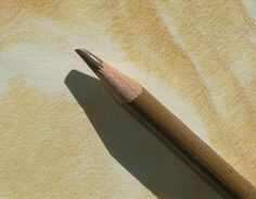Blending Colored Pencil With Another Colored Pencil