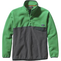 For Michael~ Patagonia Synchilla Snap-T Fleece Pullover - Men's $119, Size Large.