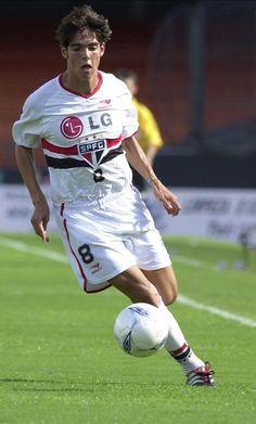 Kaka on Sao Paulo FC