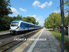 CRÓNICA FERROVIARIA: La extensión del tren eléctrico de la Línea Roca s...