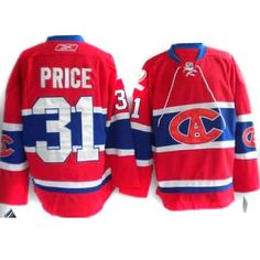 Show That Youre A Hockey Fan With Your New Nhl Jersey Montreal Canadiens 33ec247ce