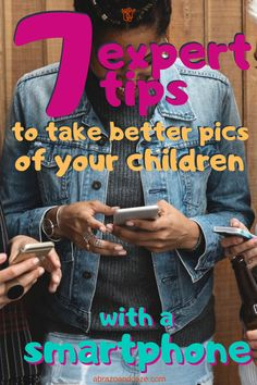 Photographer Merel Bormans shares 7 tips to photograph kids with a smartphone, so you can start taking pictures like a pro, without the expensive equipment. Take Better Photos, How To Take Photos, Single Parenthood, Family Photos With Baby, Happy Mom, Mom Hacks, Family Adventure, Raising Kids, Mom Blogs