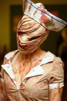scary bandages
