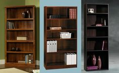 Best 5-Shelf Bookcases and Shelving Units