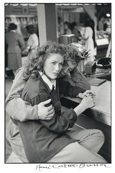 California, 1947 (Henri Cartier-Bresson)